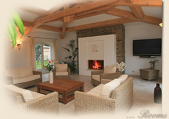 luxury suite Provence